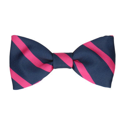 Albion in Cerise Bow Tie