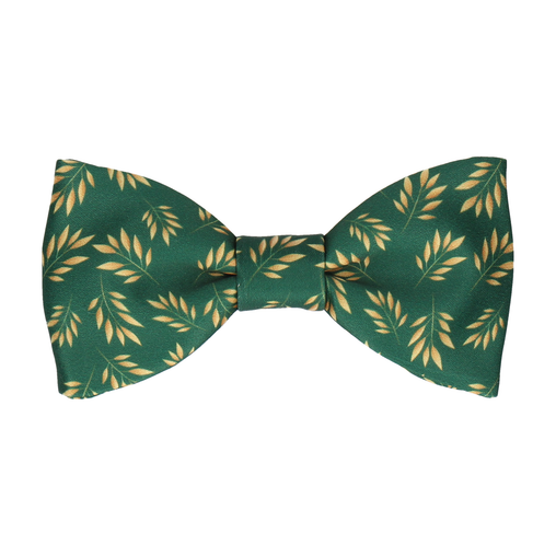 Anglia Green Bow Tie