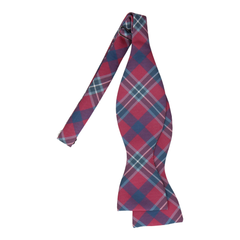 McEwen in Bordeaux Bow Tie