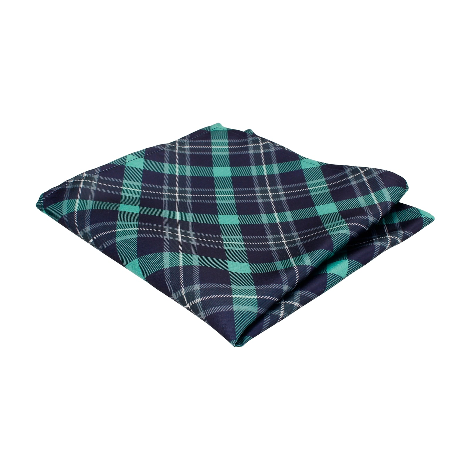 McEwen in Green Pocket Square