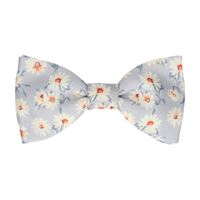 Fairford in Platinum Bow Tie
