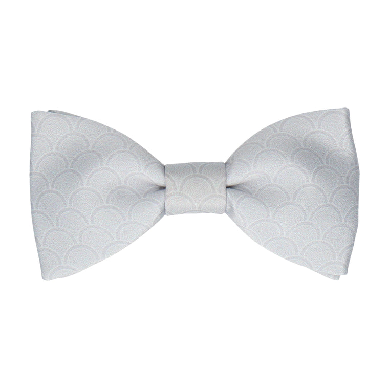 Wordsworth in Platinum Bow Tie