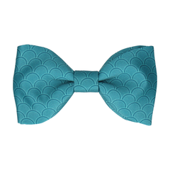 Wordsworth in Emerald Sea Bow Tie