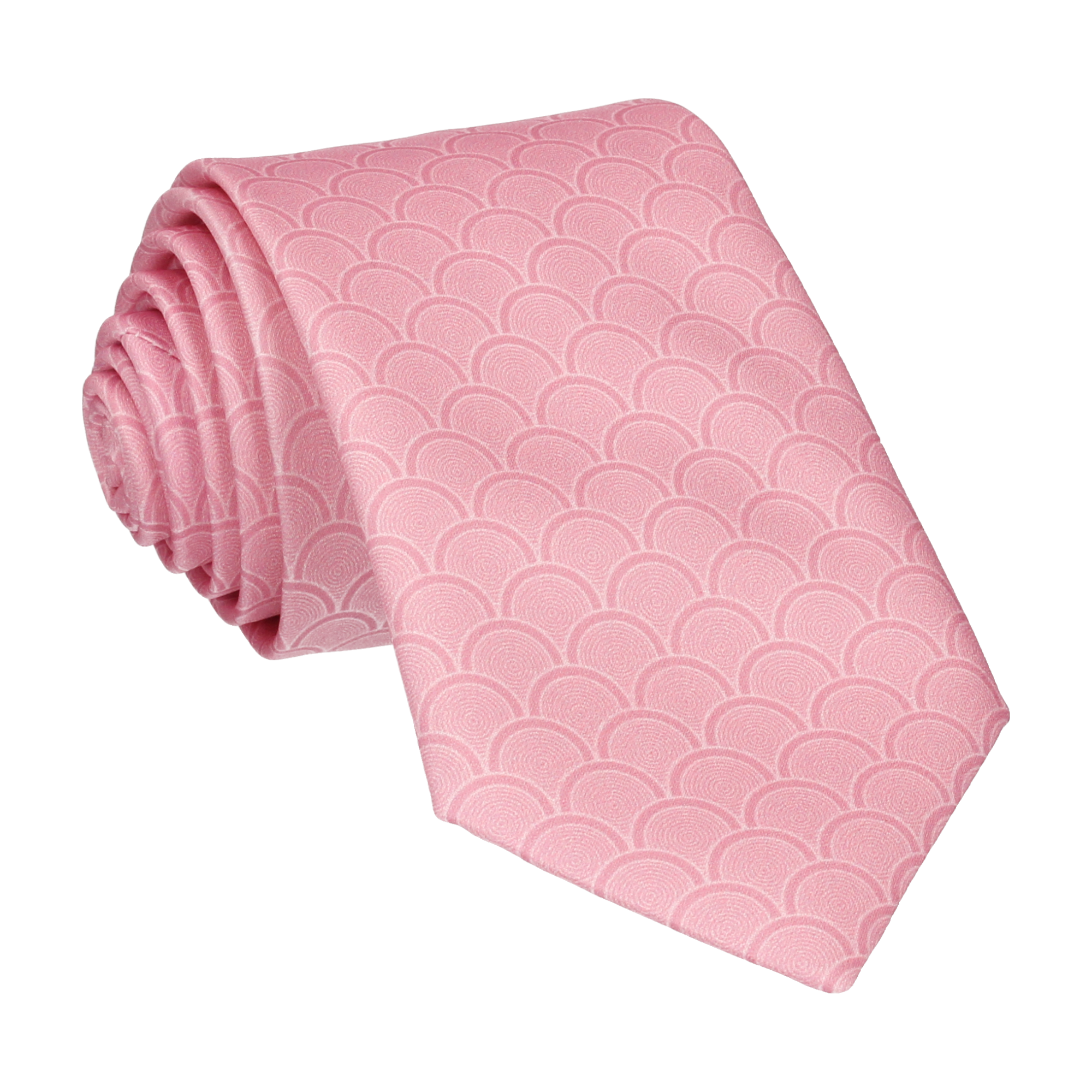 Wordsworth in Dusky Pink Tie