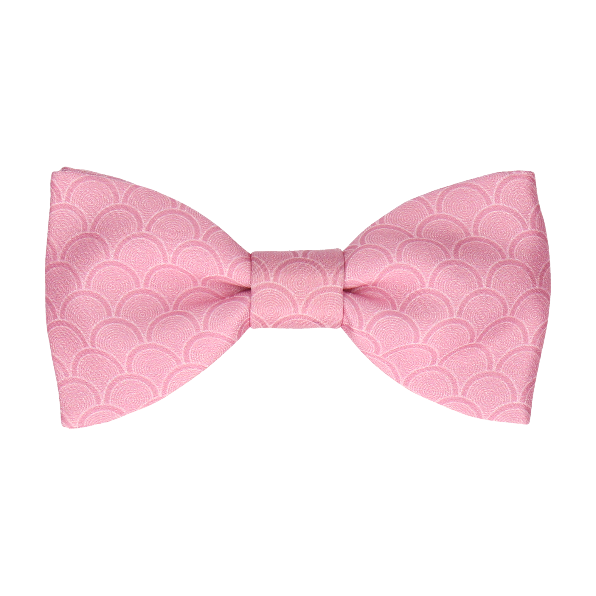 Wordsworth in Dusky Pink Bow Tie