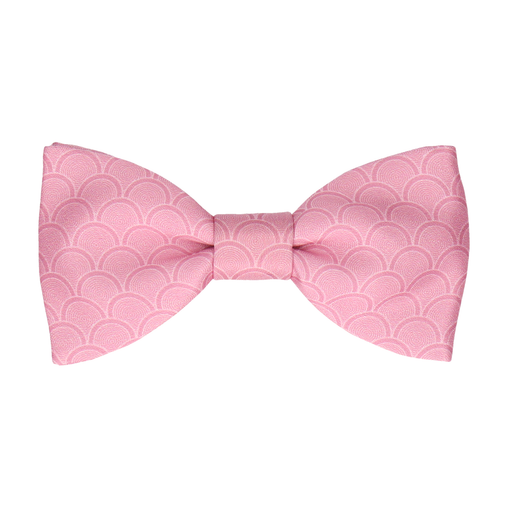 Wordsworth Dusky Pink Bow Tie