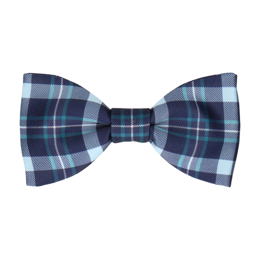 Inverness in Turquoise Bow Tie