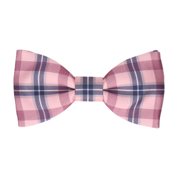 Inverness in Pink Bow Tie