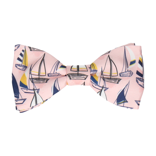 Salcombe in Pink Bow Tie