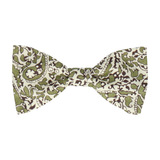 Lagos Laurel Green Bow Tie