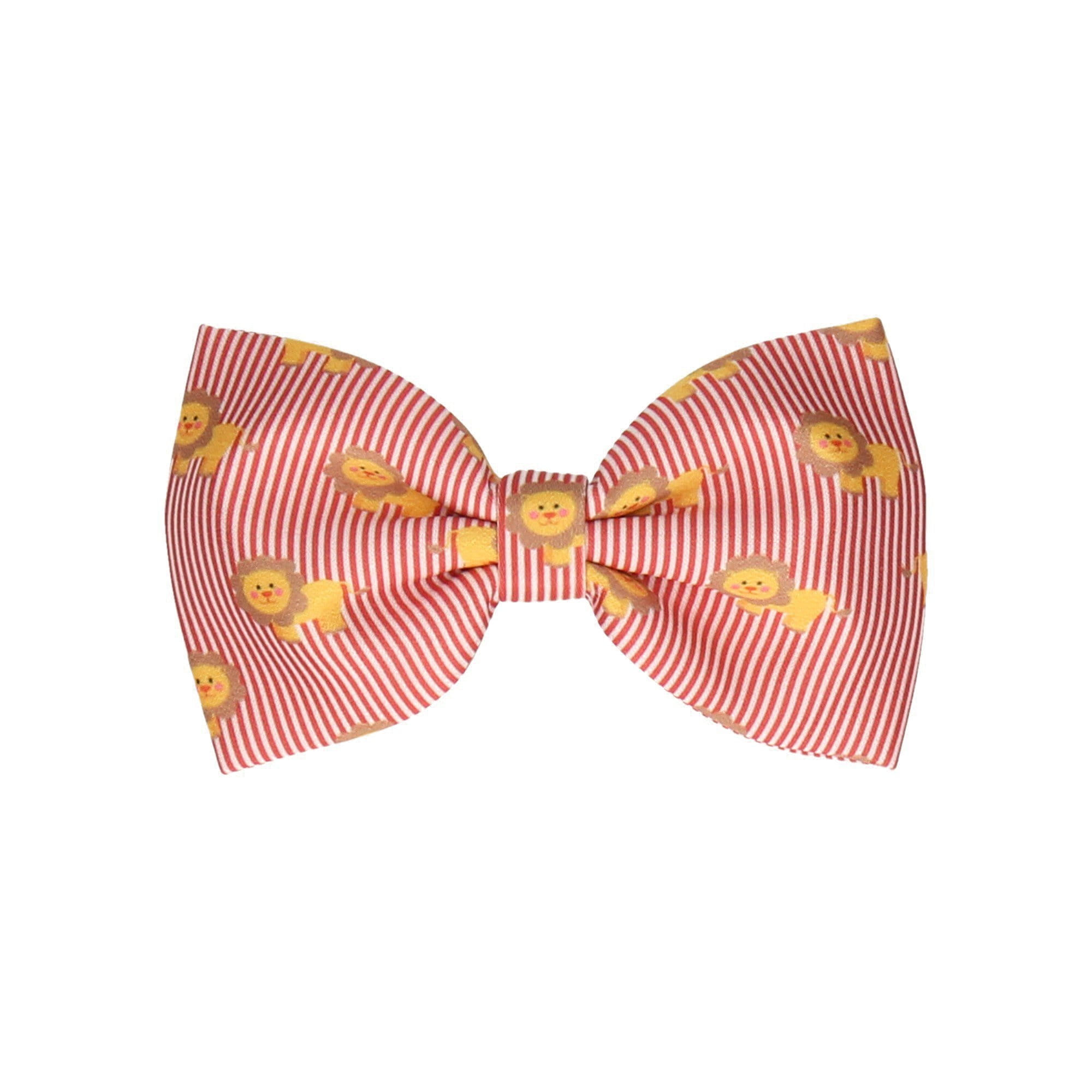 Circus Lions (Child's Bow Tie)
