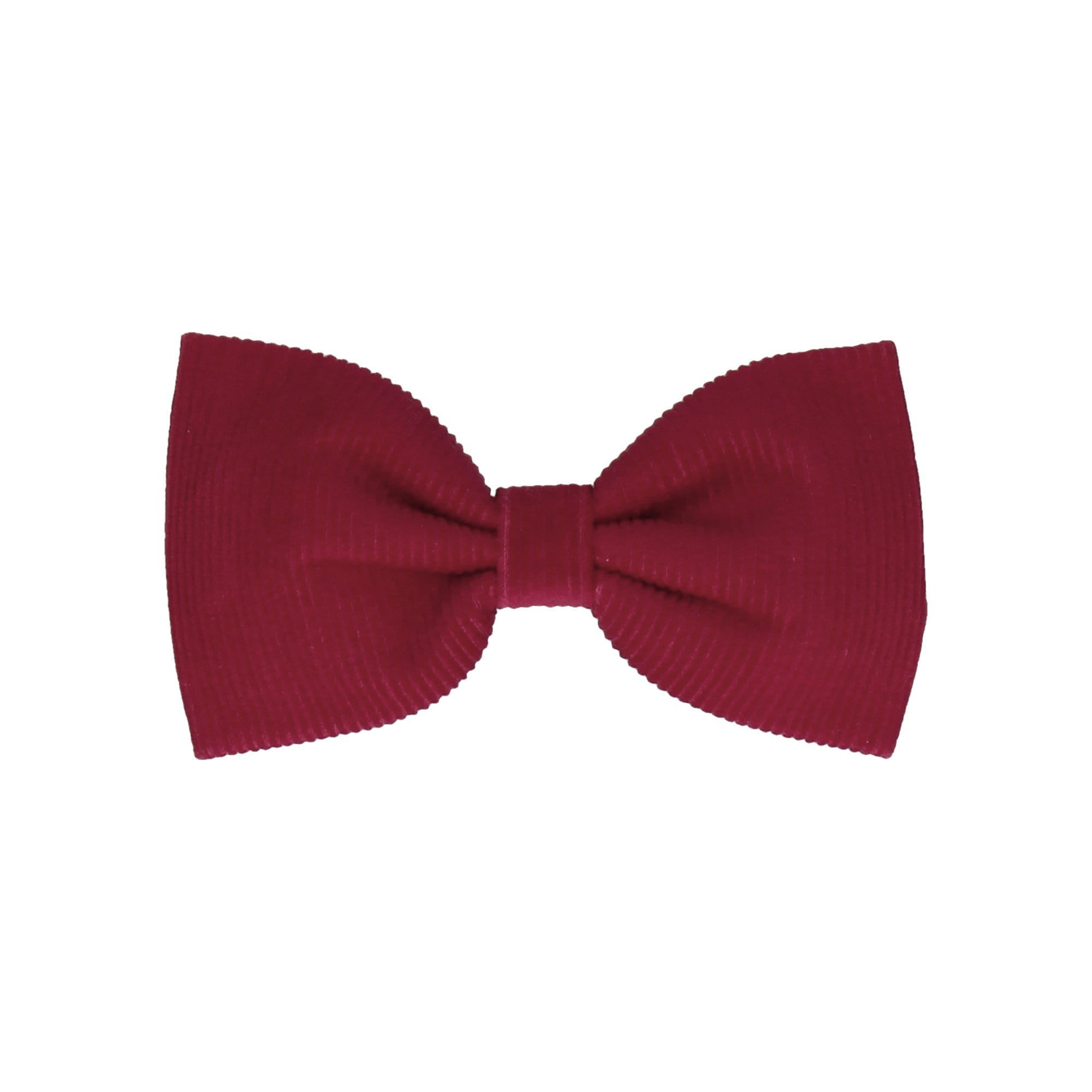 Corduroy in Cherry (Child's Bow Tie)
