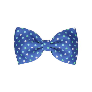 Carnival in Royal Blue (Child's Bow Tie)