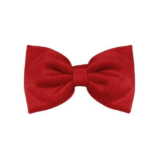 Velvet in Red (Child's Bow Tie)