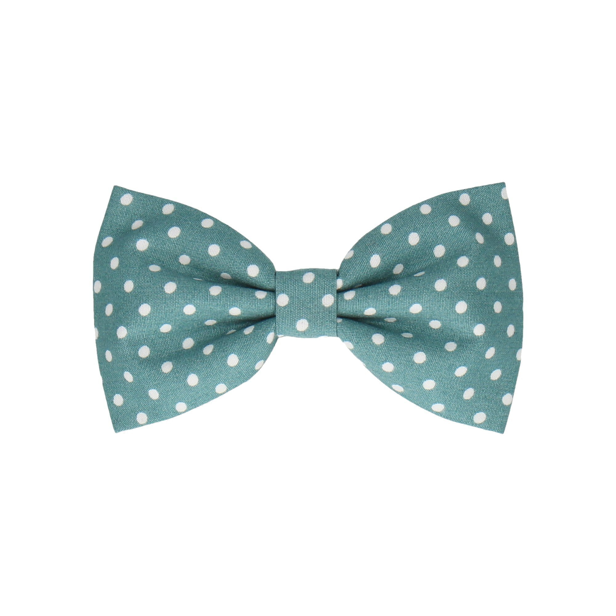 Chiswick in Sea Green (Child's Bow Tie)