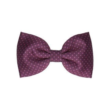 Dickinson in Aubergine (Child's Bow Tie)