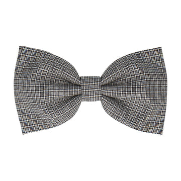 Classic Check Weave Monochrome (Child's Bow Tie)