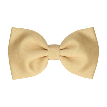 Plain Solid Pure Gold (Child's Bow Tie)