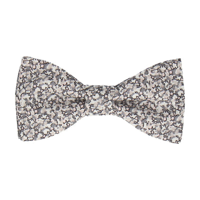 Pepper in Grey Bow Tie