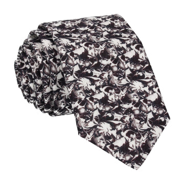 Monochrome Alba Liberty Cotton Tie