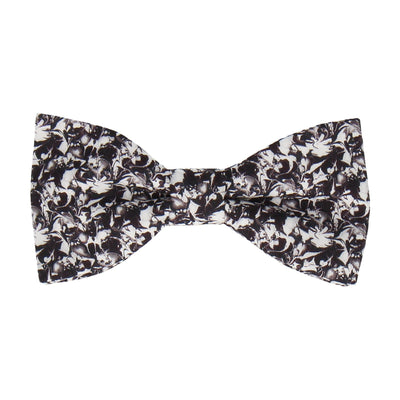 Albalib in Monochrome Bow Tie