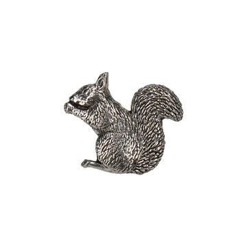 Squirrel Lapel Pin