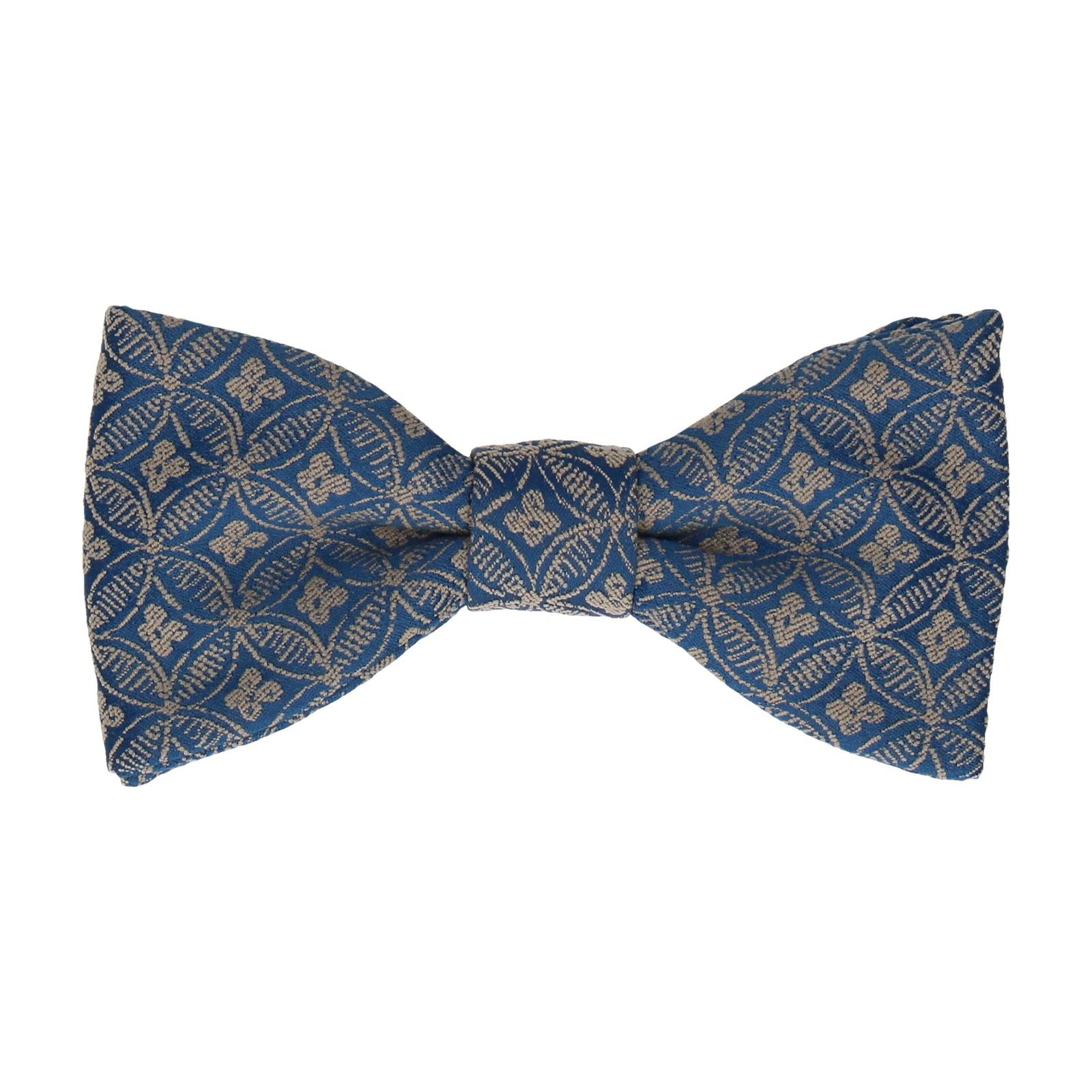 Dubois in Blue Bow Tie