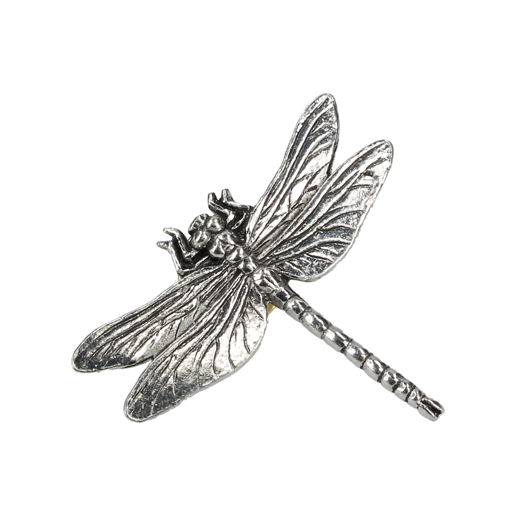 DRAGONFLY LAPEL PIN