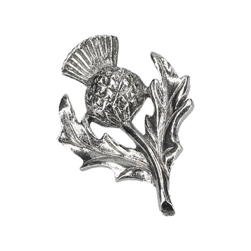 Scottish Thistle Lapel Pin