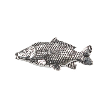 Common Carp Lapel Pin