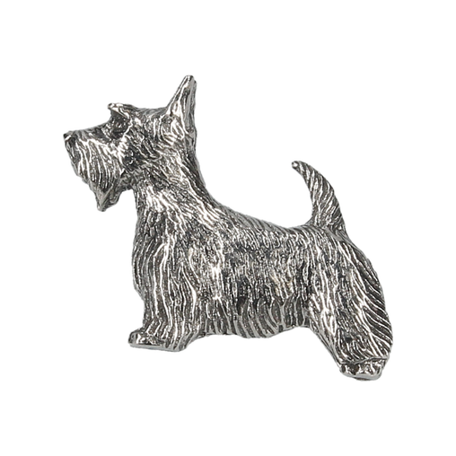 SCOTTIE DOG LAPEL PIN