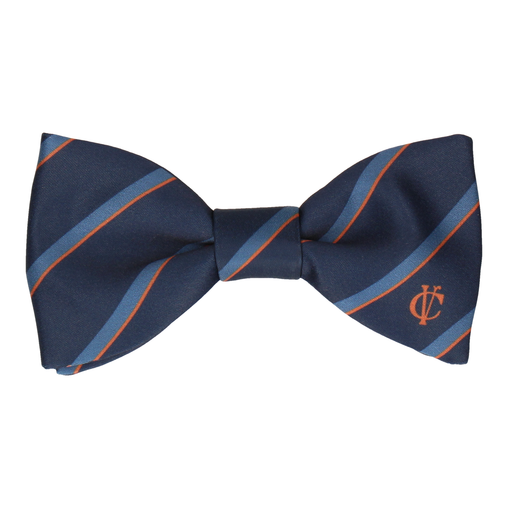 Monogram Stripe Bow Tie (Personalised)
