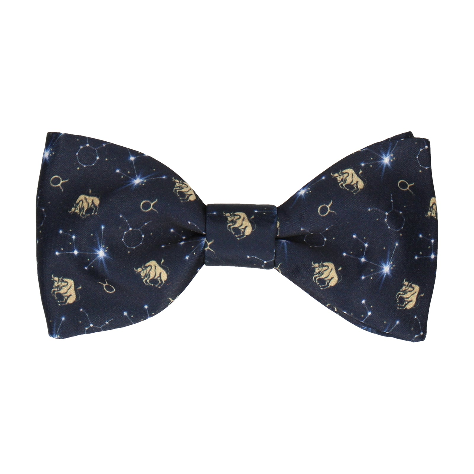 Taurus Zodiac Star Sign Bow Tie