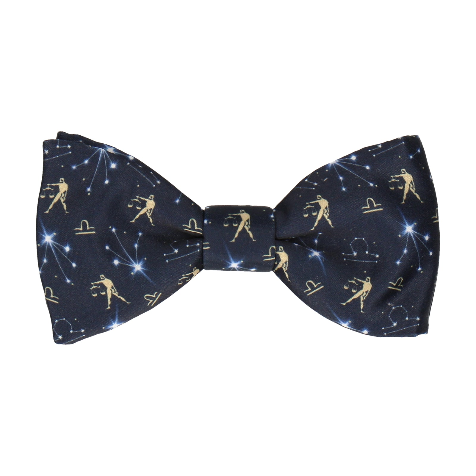 Libra Zodiac Star Sign Bow Tie