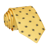 Manchester Bee Yellow Tie