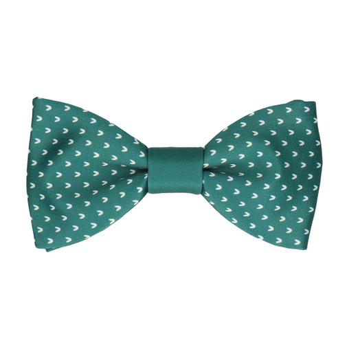 Billingham Jade Green Bow Tie