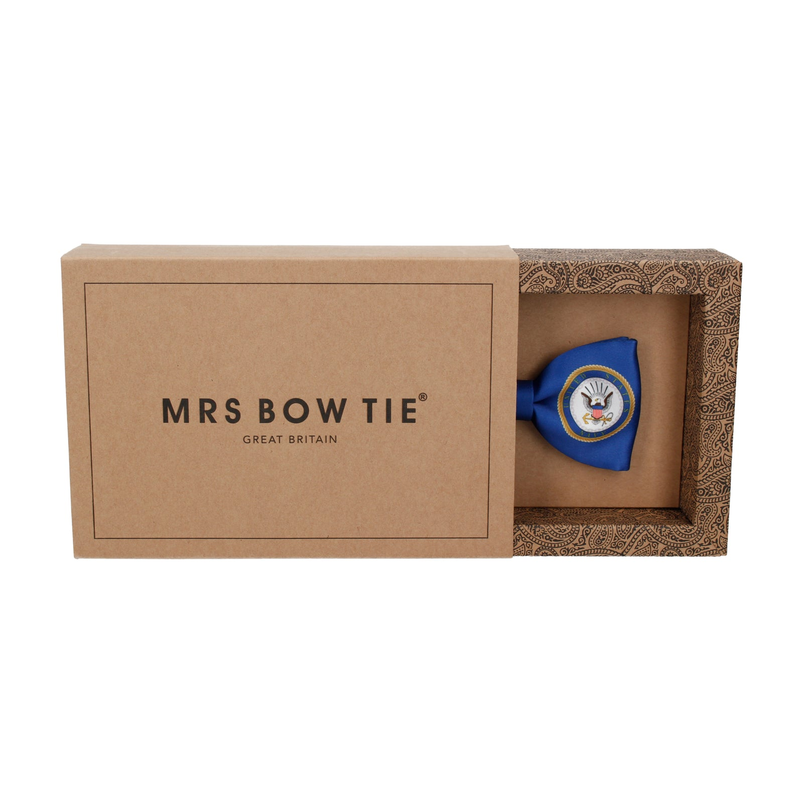 US Military Seal (U.S. Navy) Bow Tie