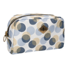 TEMPLETON IN BLUE COSMETIC BAG (LARGE)