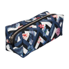 HONOLULU IN BLUE COSMETIC BAG (SMALL)