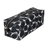 CATARA IN GREY COSMETIC BAG (SMALL)