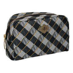 TRIBECA IN GOLD COSMETIC BAG (LARGE)