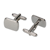 HAMMERED SILVER CUFFLINKS