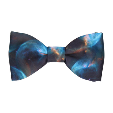 Space Orbs Bow Tie
