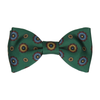Cavendish in Dark Green Bow Tie