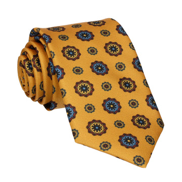 Cavendish in Mustard Tie