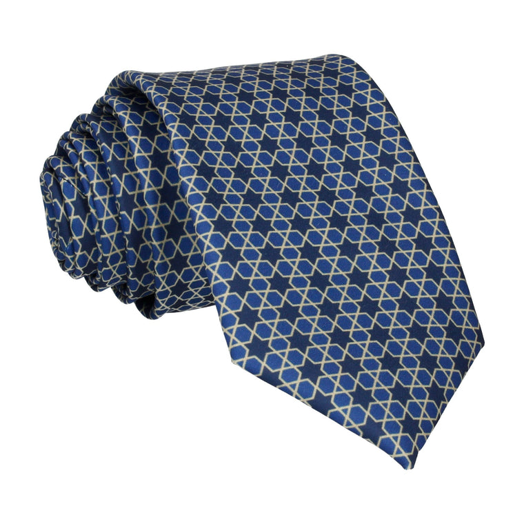 Star Repeat Tie
