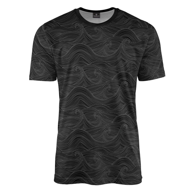 Black Waves T-Shirt