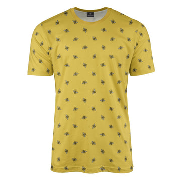 Manchester Bee Yellow Tee