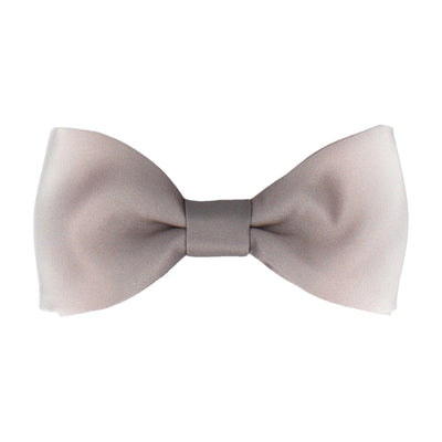 Ombre in Thunder Grey Bow Tie