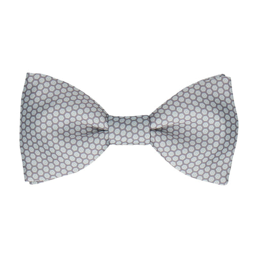 Dakota in Grey Bow Tie